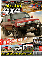 Avis du magazine Action 4x4